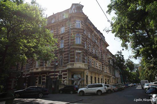 Odessa Ukraine streets, photo 6