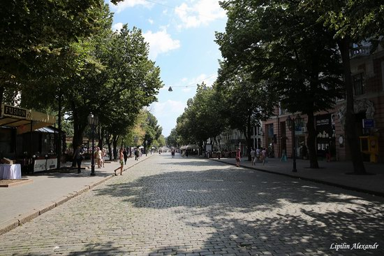Odessa Ukraine streets, photo 7