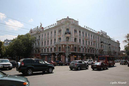Odessa Ukraine streets, photo 8