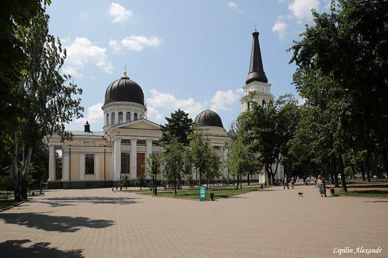 Odessa Ukraine streets, photo 9