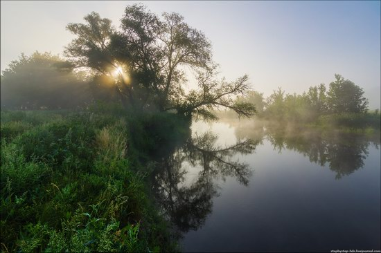 Scenic summer landscapes of Kharkiv region, Ukraine, photo 11