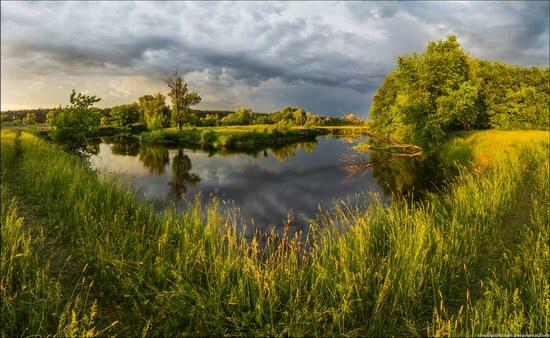 Scenic summer landscapes of Kharkiv region, Ukraine, photo 4