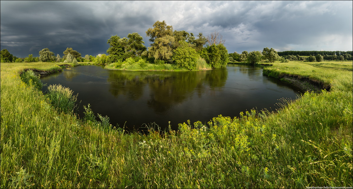 scenic summer landscapes of kharkiv region 183 ukraine