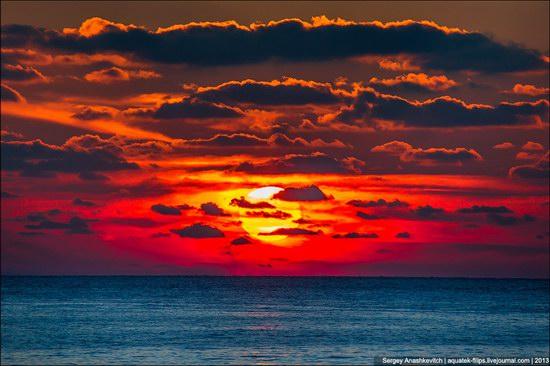 Amazing sunset in Crimea, photo 2