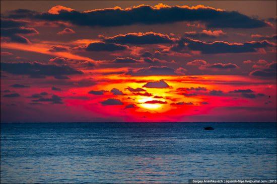 Amazing sunset in Crimea, photo 3