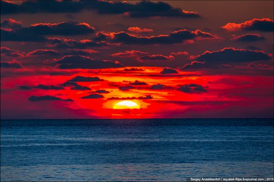 Amazing sunset in Crimea, photo 4