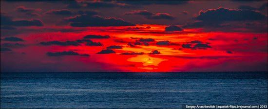 Amazing sunset in Crimea, photo 5
