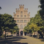 Stunning architecture of Chernivtsi National University