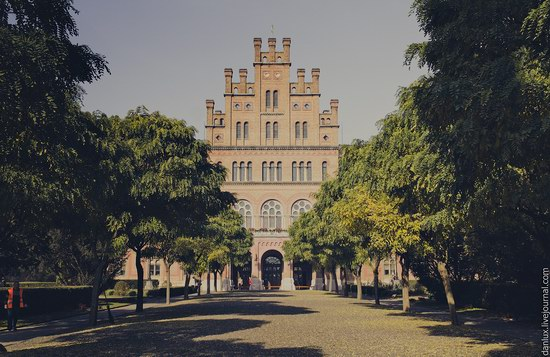 Chernivtsi National University, Ukraine, photo 1