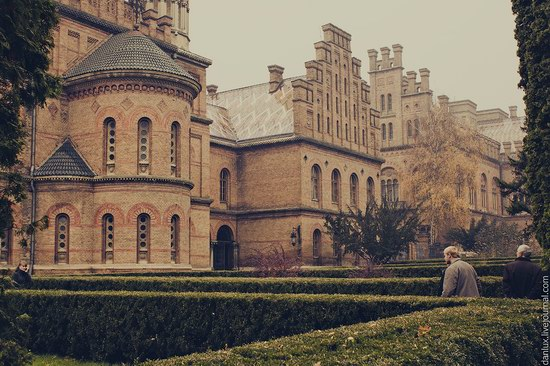 Chernivtsi National University, Ukraine, photo 2