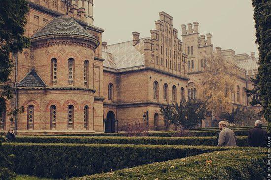 Chernivtsi National University, Ukraine, photo 2