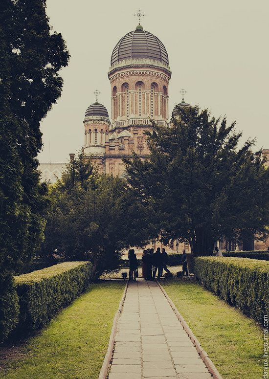 Chernivtsi National University, Ukraine, photo 3