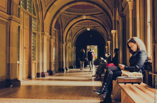 Chernivtsi National University, Ukraine, photo 9