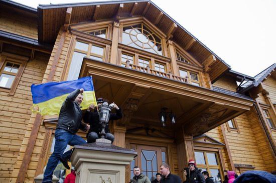 Inside the residence of Yanukovych, Ukraine photo 5