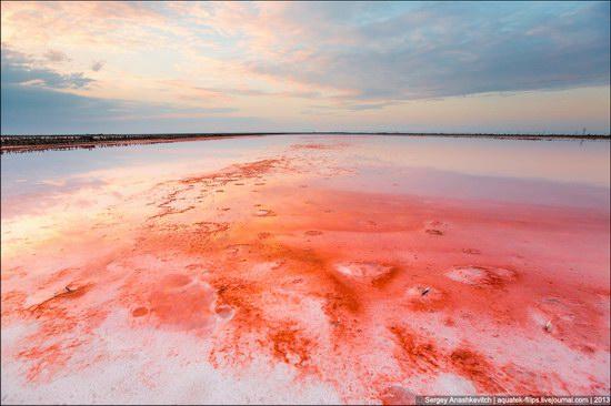 Abandoned salt fields, Crimea, Ukraine, photo 12