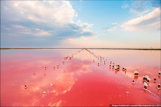 Abandoned salt fields, Crimea, Ukraine, photo 13
