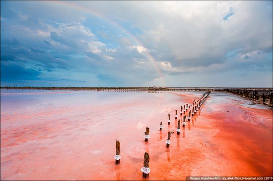 Abandoned salt fields, Crimea, Ukraine, photo 19
