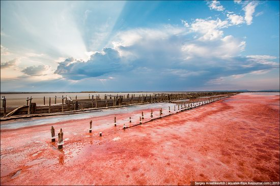 Abandoned salt fields, Crimea, Ukraine, photo 20
