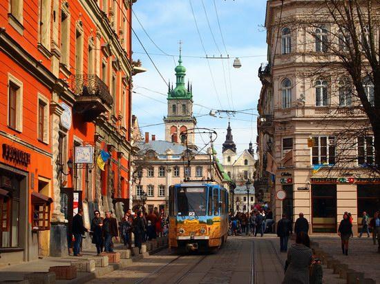 Architecture of the historic center of Lviv, Ukraine, photo 10