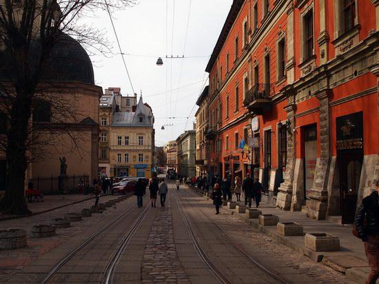 Architecture of the historic center of Lviv, Ukraine, photo 11