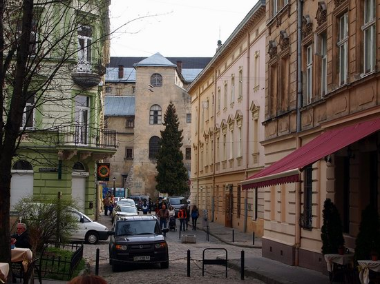 Architecture of the historic center of Lviv, Ukraine, photo 19
