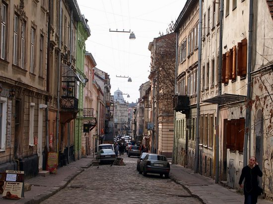 Architecture of the historic center of Lviv, Ukraine, photo 21