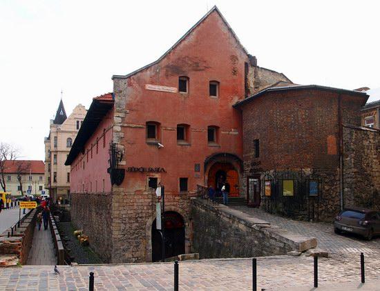 Architecture of the historic center of Lviv, Ukraine, photo 22