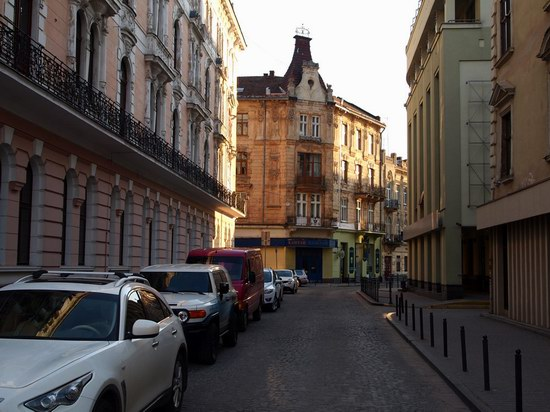 Architecture of the historic center of Lviv, Ukraine, photo 3