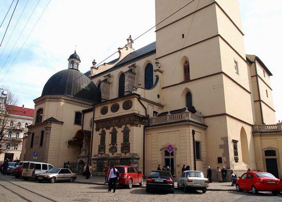 Architecture of the historic center of Lviv, Ukraine, photo 9