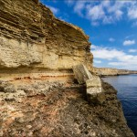 Let's walk around Cape Tarkhankut in the Crimea