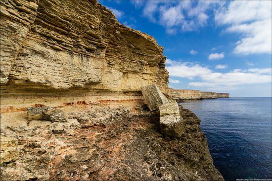 Cape Tarkhankut in the Crimea, Ukraine, photo 1
