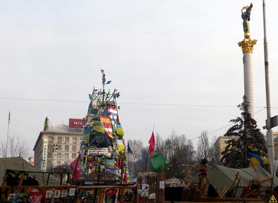 Euromaidan after the Battle, Kyiv, Ukraine, photo 17