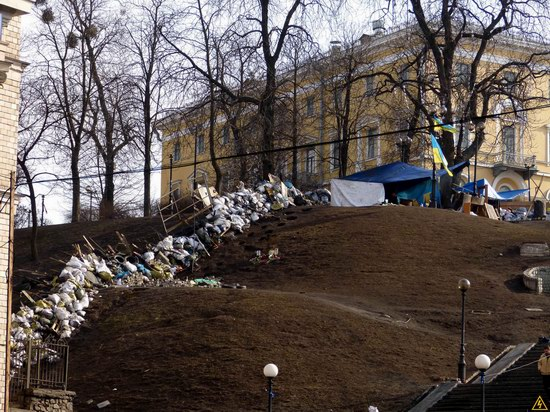 Euromaidan after the Battle, Kyiv, Ukraine, photo 23