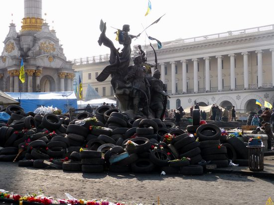 Euromaidan after the Battle, Kyiv, Ukraine, photo 25