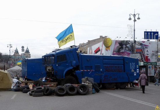 Euromaidan after the Battle, Kyiv, Ukraine, photo 8