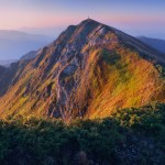 The most scenic mountains in the Ukrainian Carpathians