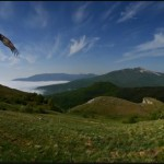 Morning on Mount North Demerji