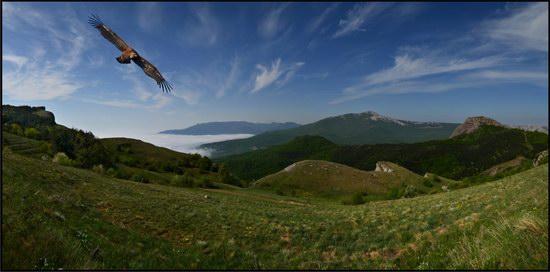 Mount North Demerji, Crimea, Ukraine
