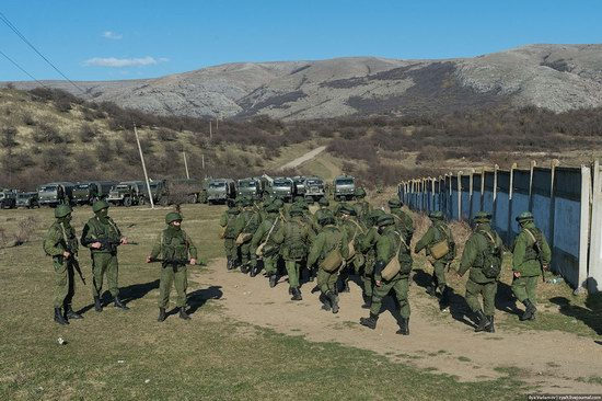 Russian troops, Crimea, Ukraine, photo 10