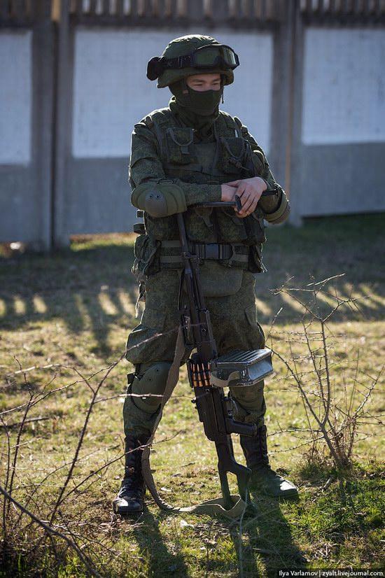 Russian troops, Crimea, Ukraine, photo 13