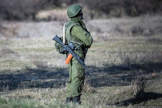 Russian troops, Crimea, Ukraine, photo 15