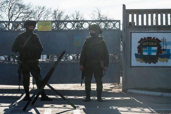 Russian troops, Crimea, Ukraine, photo 16