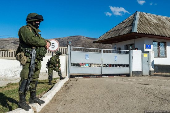 Russian troops, Crimea, Ukraine, photo 4