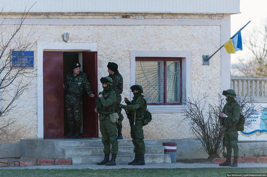 Russian troops, Crimea, Ukraine, photo 5