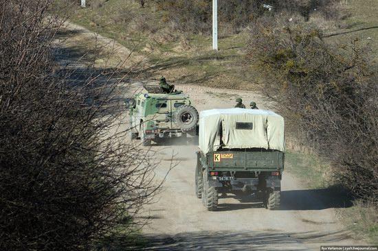 Russian troops, Crimea, Ukraine, photo 6