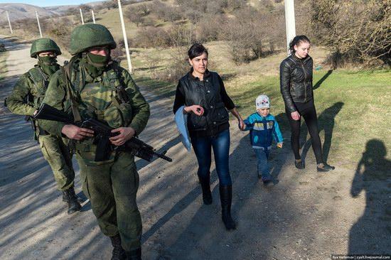 Russian troops, Crimea, Ukraine, photo 8