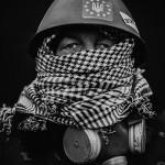 Portraits of Ukrainian revolutionaries