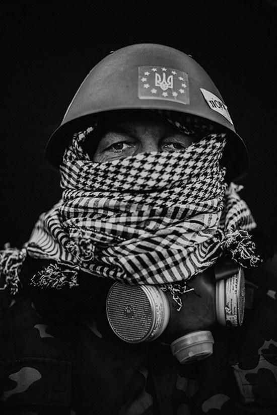 Portraits of Ukrainian revolutionaries, photo 1