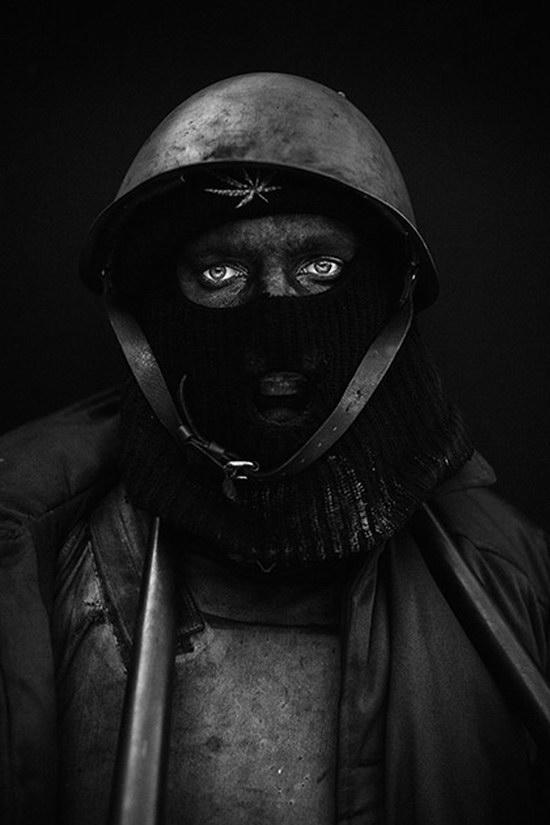 Portraits of Ukrainian revolutionaries, photo 10