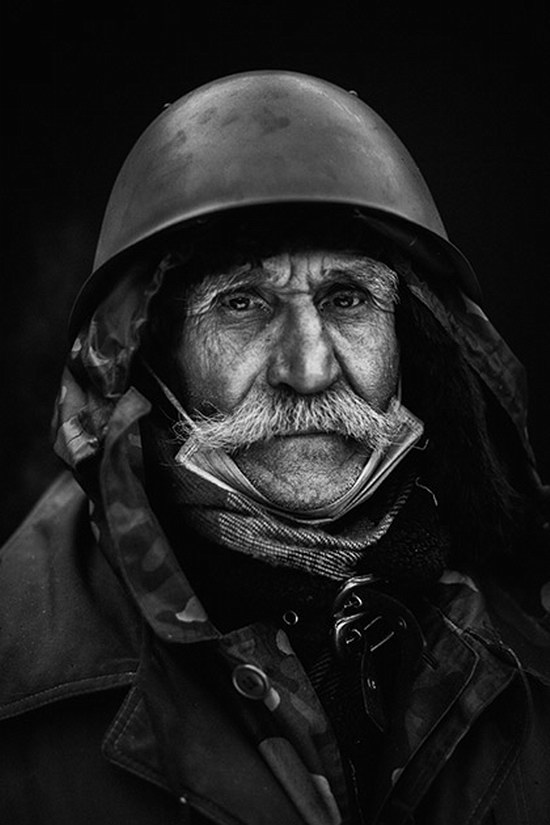 Portraits of Ukrainian revolutionaries, photo 11